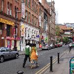 Manchester China Town