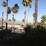 Beach/Pier view