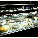Cakes in the lobby bar