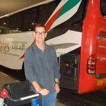 Emirates free shuttle bus