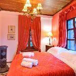''Pileas Villa'' Double Bedroom