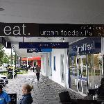 Eat along Broadway