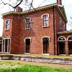 Back-side of Mansion