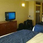 Room, 2 doublebed