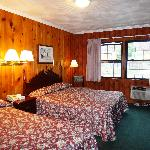 Mountainside Double Room