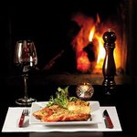 Breaded steak with sausage Pupi , Milanesa de Bife de Chorizo Pupi