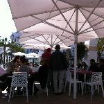 terrasse Marina Agadir