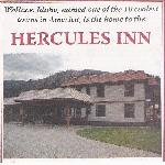 Better than a hotel room 'Hercules Inn""