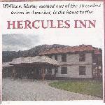"""Better than a hotel room 'Hercules Inn"""""""