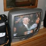 Small televison