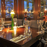 Relaxed dining at its best