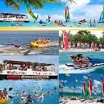 With our 4hrs WaterSports Package, enjoy a great afternoon out on the water!