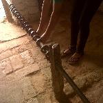 Cuarto de castigo para esclavos - Hacienda San Jose, Chincha