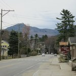 Ausable Inn, Route 73, Keene Valley, NY, March 2012.