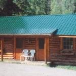 Willow Log Cabin Sleeps 4