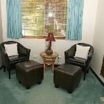 Executive Suite sitting room