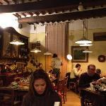 deliziosa saletta ristorante