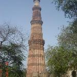 Qutub Minar - Five Storeys & 72.5m high