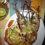 jumbo prawns for 10usd