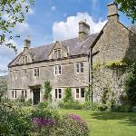 Corston Fields - a 17th century farmhouse on the outskirts of Bath.
