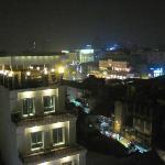 Blick vom Tiranthotel Hanoi