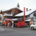 Apres Ski Bar near Pension Edinger