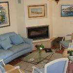Lounge at Quinta Bonita