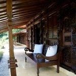Photo de Villa Borobudur Resort