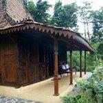 Joglo styled villas