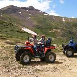 Ride the trails on one of our ATVs