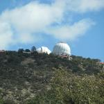 "87"" and 107"" telescopes"