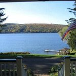 Keuka Lake from out Front Door