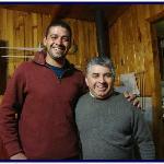 José Luis y Edu