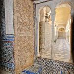 Casa Pilatos hallway