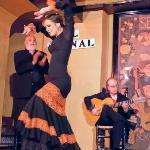 performer at Tablao el Arenal
