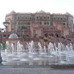 le fontane dell'Emirates Palace