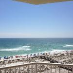 our room in Navarre Beach