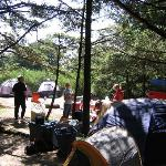 Camping at Cape Disappointment