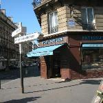 Patissier Boulanger, Paris, France