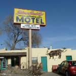 Silver Saddle Motel office