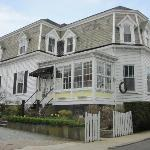 Fair Street Guest House B&B in Newport, RI