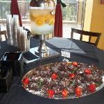 Dessert specialty