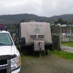 RV Site at Beachfront