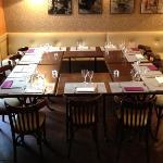 Notre table :)