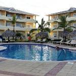 """piscine près des """"villas"""""""