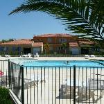 Villa near the pool