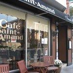 Cafe Saint-Amand     Gettysburg,Pa    04/10/2010