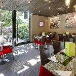 Restaurant Café Pourpre