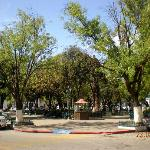 Main plaza known as Zocalro