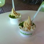 Pinkberry Yogurt